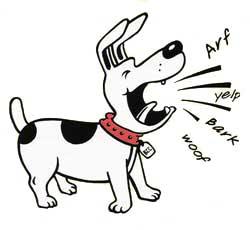 chien qui aboie quels sont les causes