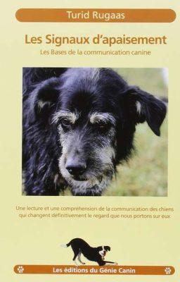 livre comportement du chien les signaux d'apaisement