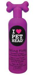 Shampooing Pet Head Chien