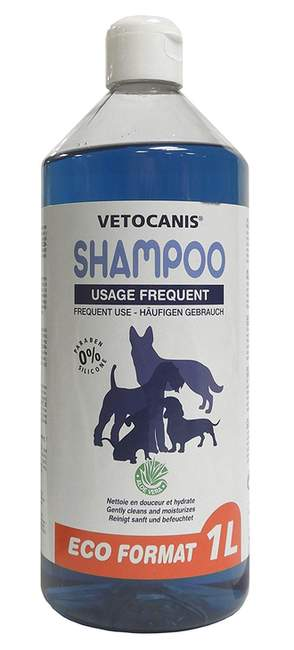 VETOCANIS Shampoing Format Eco